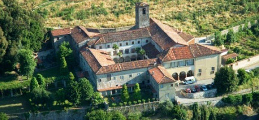 FRA MARIO PANCONI AL CENTRO DI CULTURA E SPIRITUALITA' FRANCESCANA