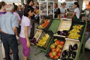 mercato contadino marlia