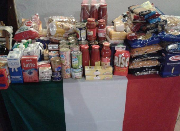 Raccolta Alimentare: continua il contributo di CasaPound per le famiglie italiane in difficoltà