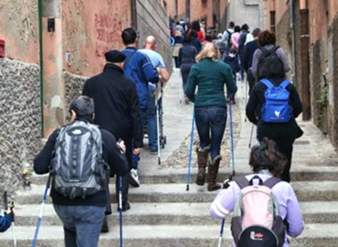 Trekking urbano, appuntamento all'insegna del turismo sostenibile