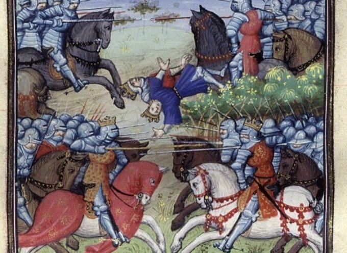 Accadde Oggi: 15 Novembre 1325, battaglia di Zappolino: le città italiane si logorano tra di loro in attesa dello straniero