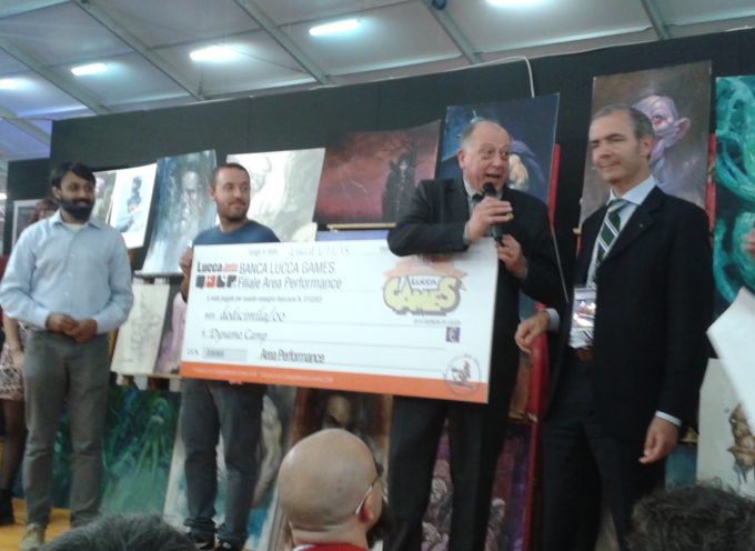 LUCCA COMICS & GAMES 2015: 12 mila euro in beneficenza