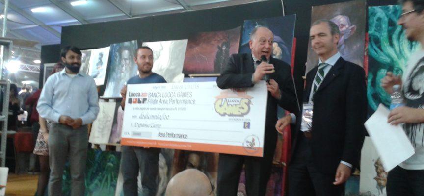 LUCCA COMICS & GAMES 2015: 12 mila euro in beneficenza