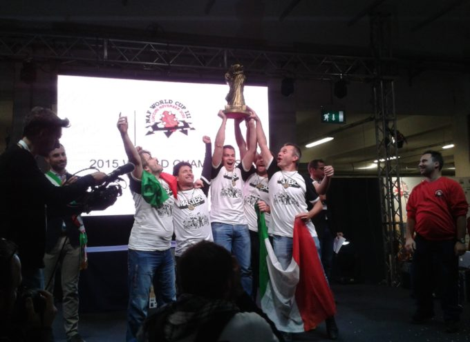 BLOOD BOWL: ALL'ITALIA, LA COPPA DEL MONDO AL POLO FIERE