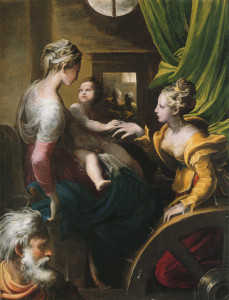 25 nov Mystic_marriage_Parmigianino