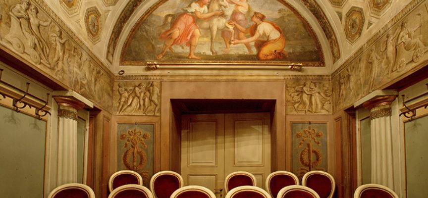 Visite guidate al Teatro del Giglio, ogni domenica fino al 10 gennaio