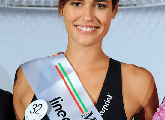 MISS ITALIA  2015 A LUCCA