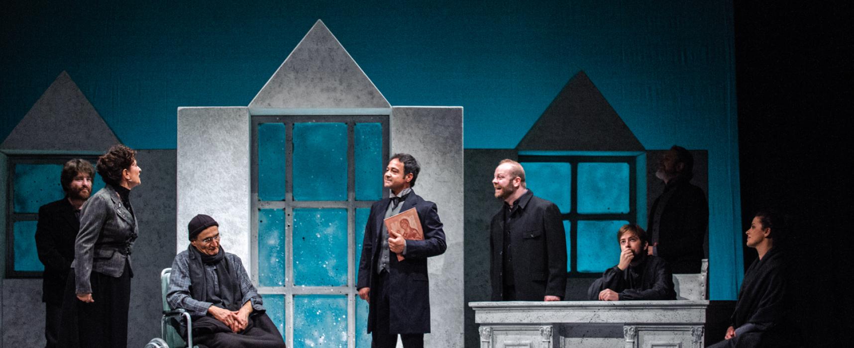 """Montecarlo, terza appuntamento all'insegna del """"teatro sociale"""""""