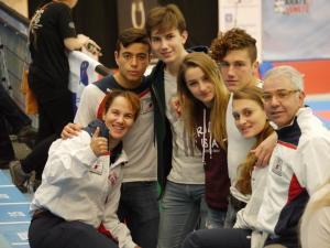 Dojo Karate Lucca Venice Cup  11-11-15