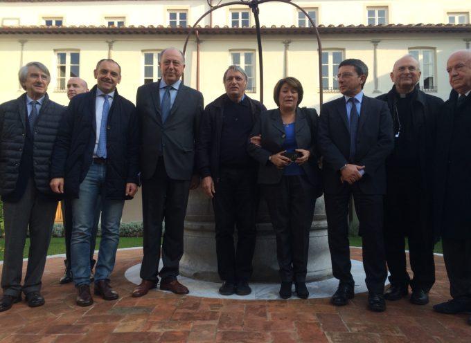 Grandissima affluenza e partecipazione per il convegno sulla legalità con Don Ciotti ed il Procuratore Creazzo