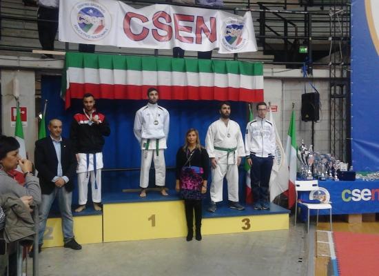 Karate Shotokan Porcari ai campionati italiani a Desio (MB)