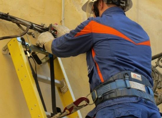 Prosegue l'opera di restyling del sistema elettrico a Lucca