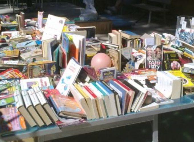 """""""Libri da…riscoprire"""": alla Biblioteca Agorà torna il mercatino dei libri usati"""