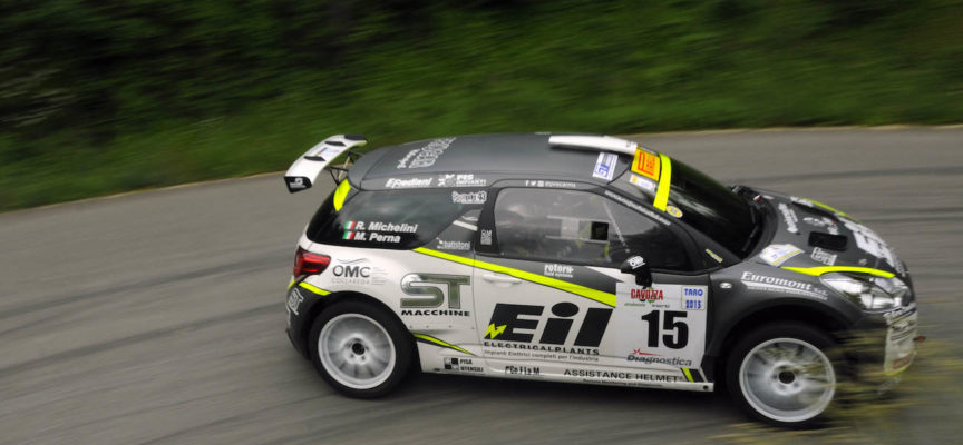Rudy Michelini torna a correre il Monza Rally Show.