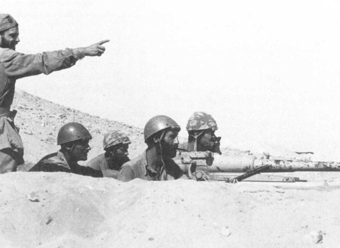 Accadde Oggi 3 Novembre 1942, termina la battaglia di El Alamein