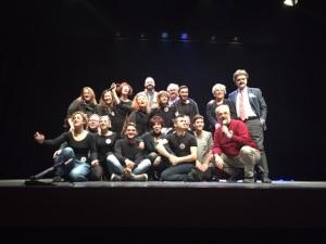 Strade Maestre Teatro Altopascio Inaugurazione 5-6-7-8  Novembre 2015 ruotata