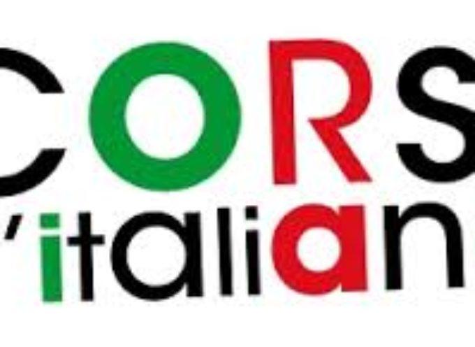 Alla Biblioteca Agorà un corso avanzato di lingua italiana