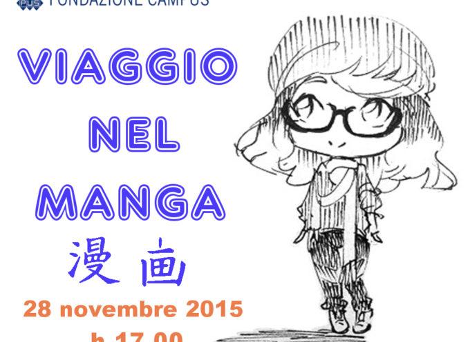 Viaggio nel manga  Il fumetto giapponese in Italia, la prima mangaka italiana in Giappone  per una giornata dedicata all'oriente e ai suoi fumetti