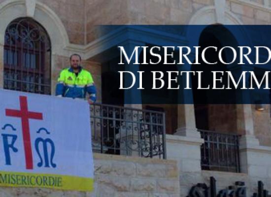 TESTIMONIANZA SERVIZIO DI VOLONTARIATO PRESSO LA MISERICORDIA DI BETLEMME