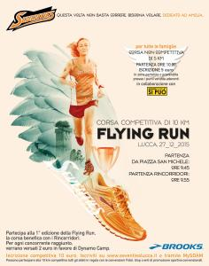 flying run