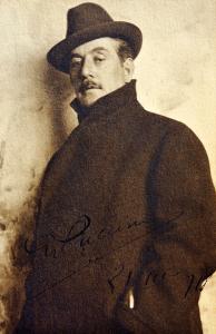 foto di proprietà della Fondazione Giacomo Puccini