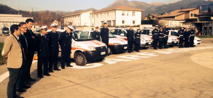 A Castelnuovo entra a far parte della Polizia Locale della Garfagnana