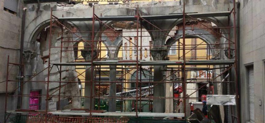 Una bella idea! Perché ricostruire il porticato di Via Beccheria?