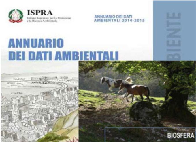 "Annuario ISPRA: ""Biosfera"""