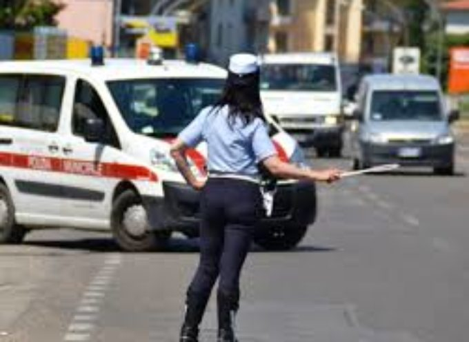 INIZIATIVA IMMEDIATA DEL COMUNE SULLA SICUREZZA:  E' ATTIVA UNA TASK FORCE DELLA POLIZIA MUNICIPALE SUL TERRITORIO, IN PARTICOLARE DAL POMERIGGIO