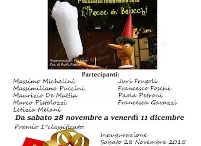 Presepi artistici e fotografia a Bagni di Lucca