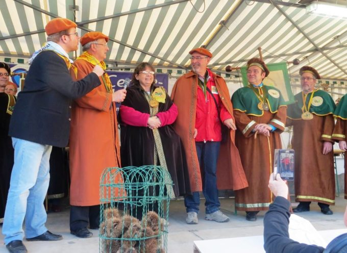 Una delegazione della Garfagnana ricevuta con tutti gli onori a Eguzon-Chantôme