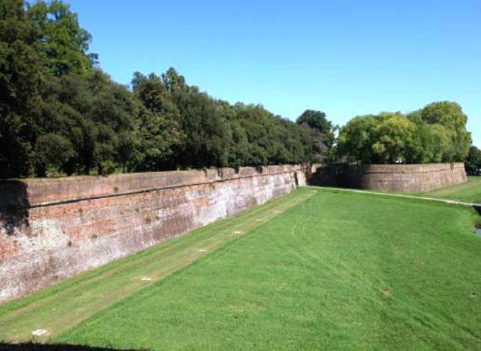 Mura urbane: fermate accessibili lungo la pista ciclabile e pulizia dell'ultimo tratto del paramento della cerchia muraria