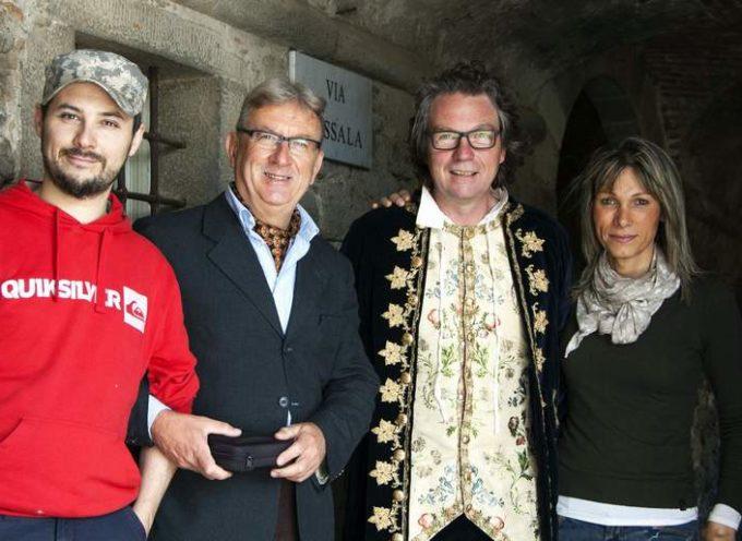 Museo del Castagno di Colognora di  Pescaglia: verrà presentato giovedì 26/11 il cortometraggio sulla vita di Vincenzo Lunardi