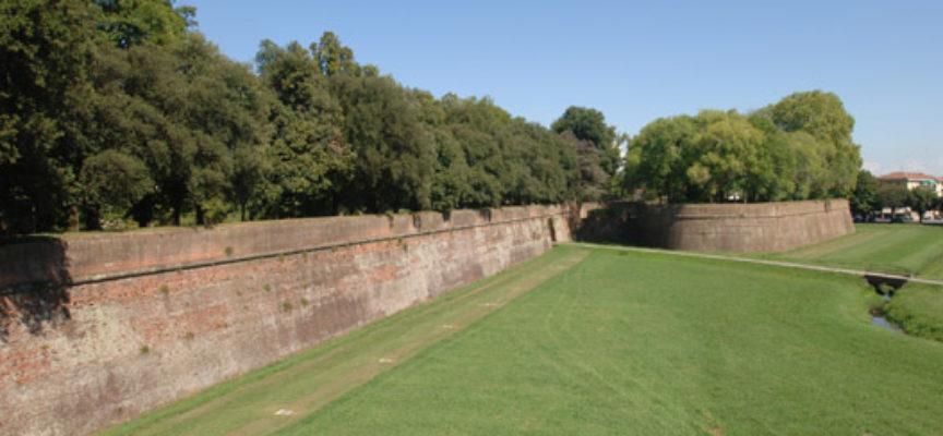 Mura urbane: partiti in questi giorni i cantieri al paramento finanziati  dal Mibac. A Natale riaprono le sortite di San Paolino e San Martino