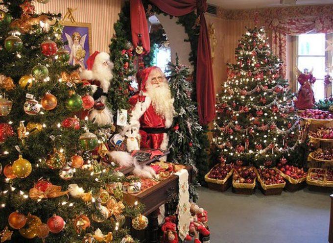 Tutto pronto per Natale a Fornaci di Barga
