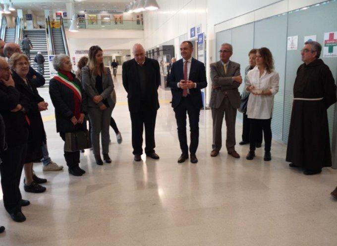 Presentato all'ospedale San Luca di Lucca  il nuovo Centro di ascolto e tutela del TDM