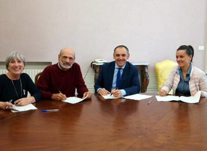 Siglato stamani il protocollo tra Provincia, Fondazione Casa e Centri Antiviolenza di Lucca e Viareggio