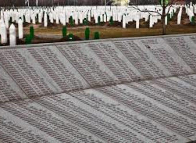 """""""A come Srebrenica"""": mercoledì 11 novembre all'ex Cavallerizza lo spettacolo di Roberta Biagiarelli"""