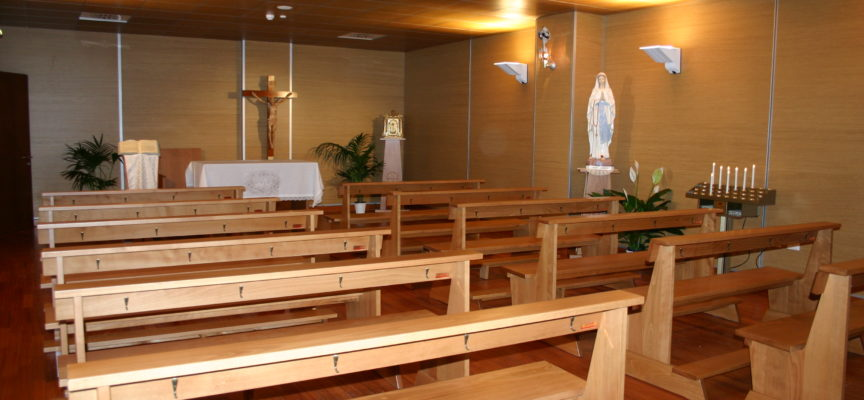 """L'Arcivescovo presiederà la Messa di S.Lucia al """"San Luca"""""""
