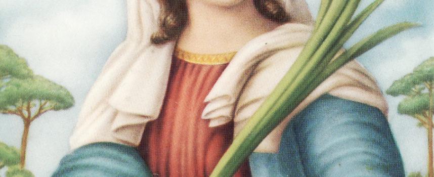 Il Santo del giorno, 13 Dicembre: S. Lucia