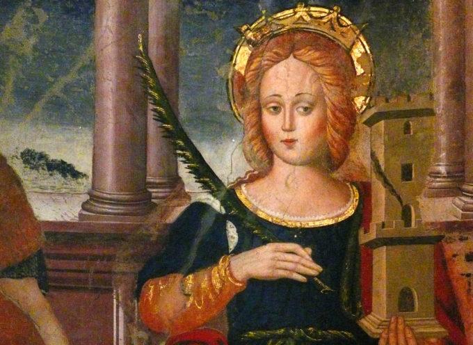 Il Santo del giorno, 4 Dicembre: S.Barbara