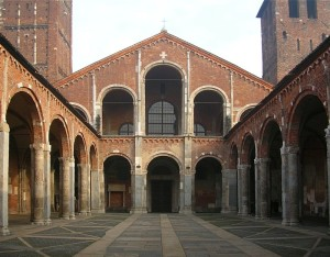 7 dic Sant'Abrogio - Milano