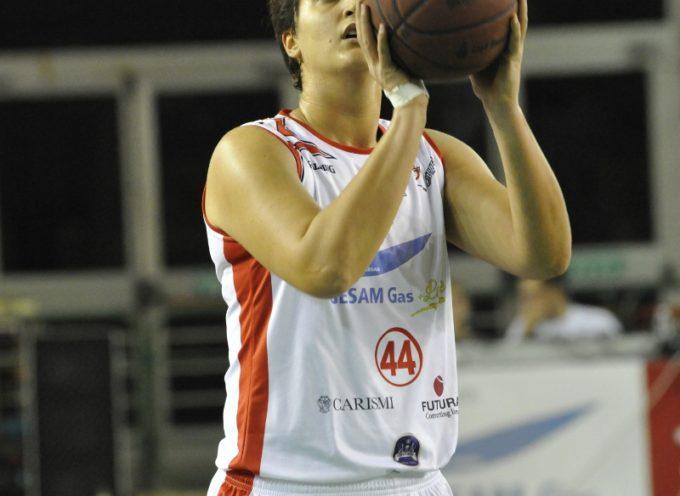 Valentina Gatti al raduno azzurro 3×3