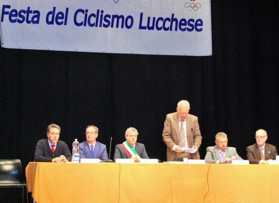 Festa del Ciclismo lucchese al teatro Puccini di Altopascio