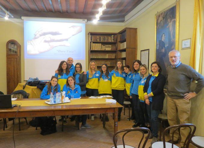 Concluso il progetto Dare Voce: i risultati esposti in una conferenza a Borgo a Mozzano
