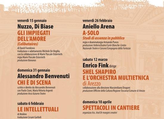 Si apre la stagione di prosa del Teatro dei Rassicurati di Montecarlo