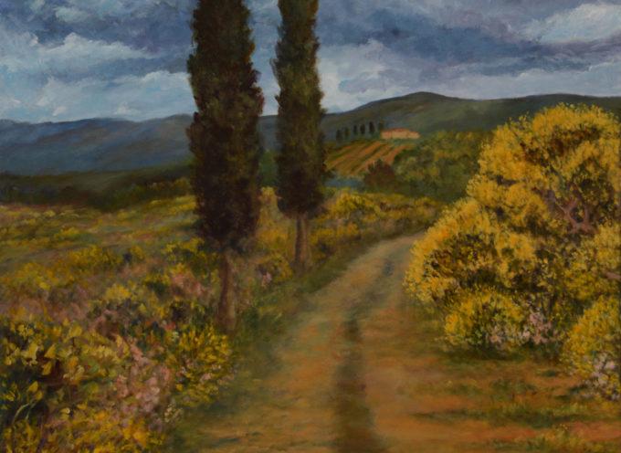 """Domenica si inaugura la mostra """"I colori della mia terra"""" di Claudio Bontà"""