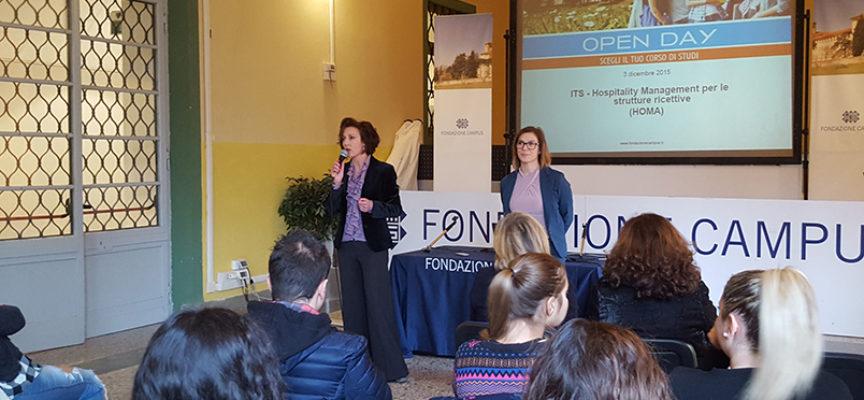 Successo per il primo open day unico di Fondazione Campus Su tutta la filiera formativa in turismo offerta