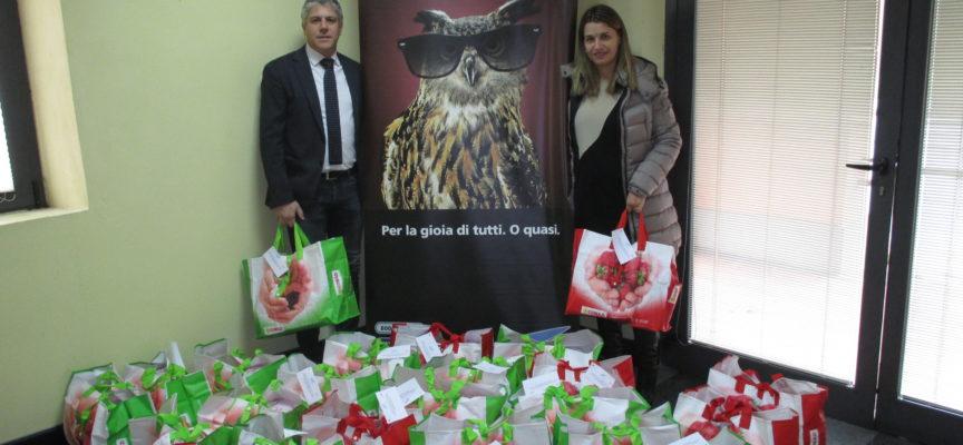 NATALE PIU' FELICE PER 100 FAMIGLIE DI ALTOOPASCIO