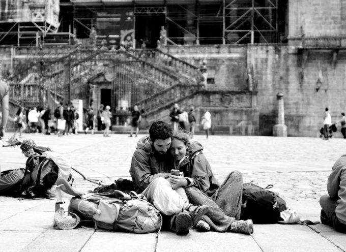 In cammino verso Santiago di Compostela con le fotografie di   Pierpaolo Bessio